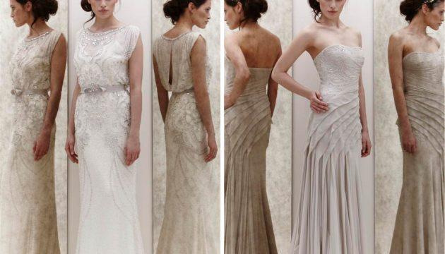 Тренды свадебной моды: актуальные фасоны весны.