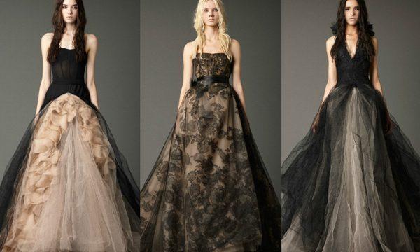 Тренды свадебной моды: актуальные цвета подвенечных платьев