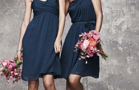 Мои черничные ночи: платья ягодного цвета
