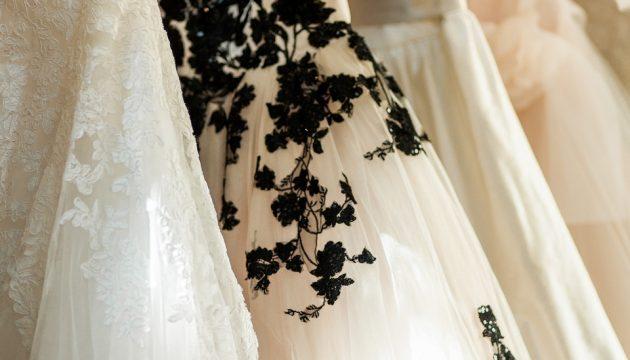 Черно-белое кино: монохромная свадьба