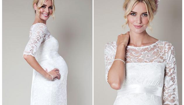 Двое в одном платье от кутюр: коктейльные и вечерние платья для беременных