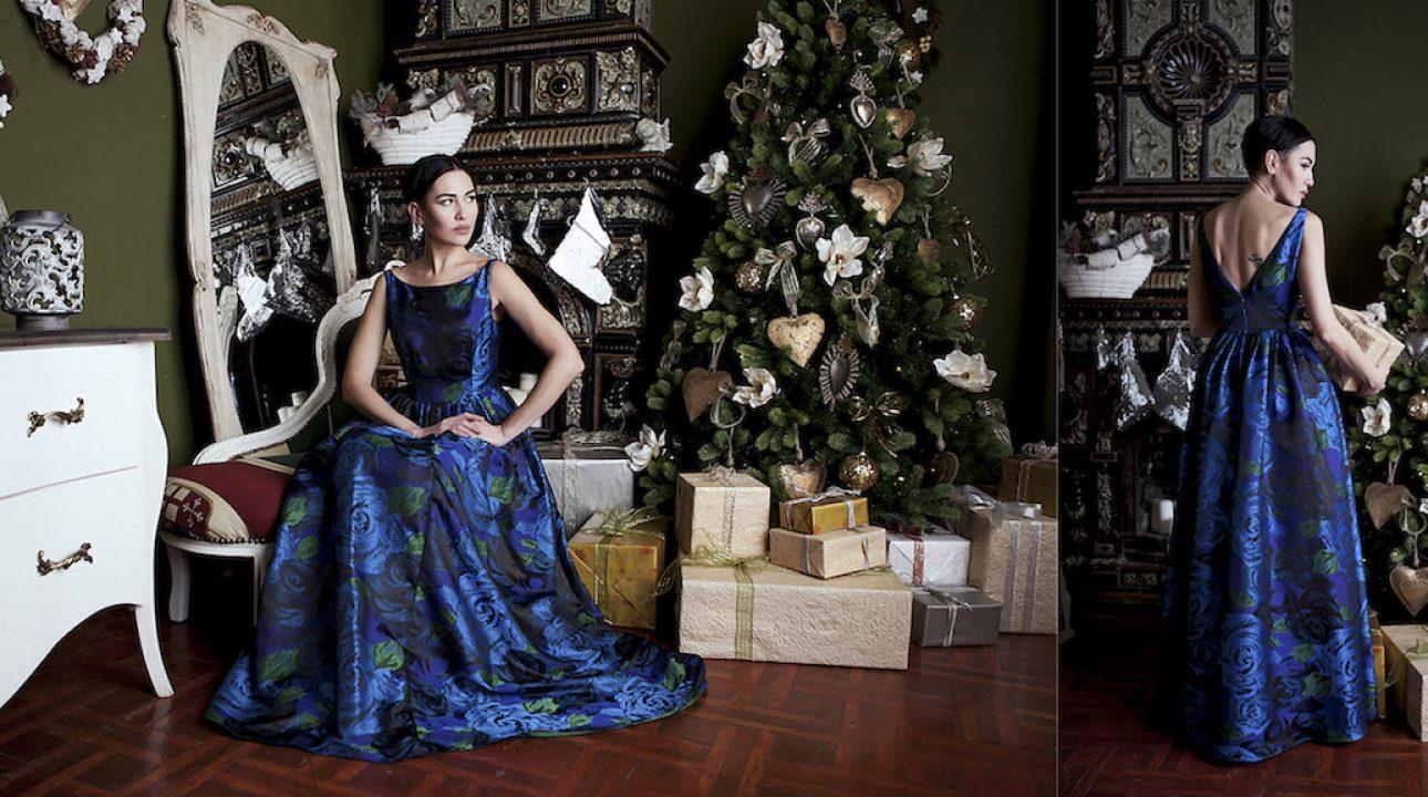 8fec272632b4f4c Красное VS Синее: выбираем платье к новогодней вечеринке - Rent A ...