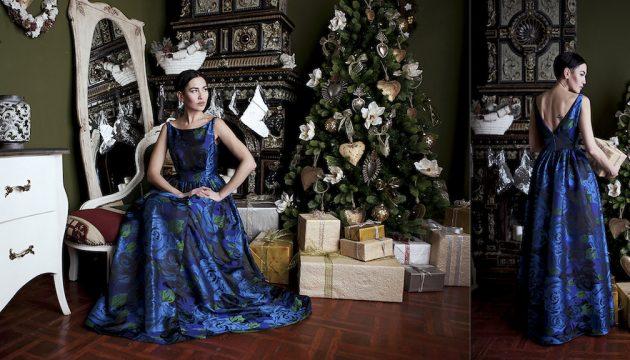 Красное VS Синее: выбираем платье к новогодней вечеринке