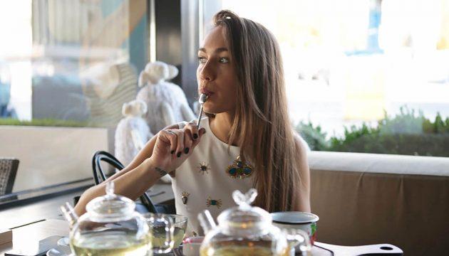 5 o'clock tea с Викторией Варлей