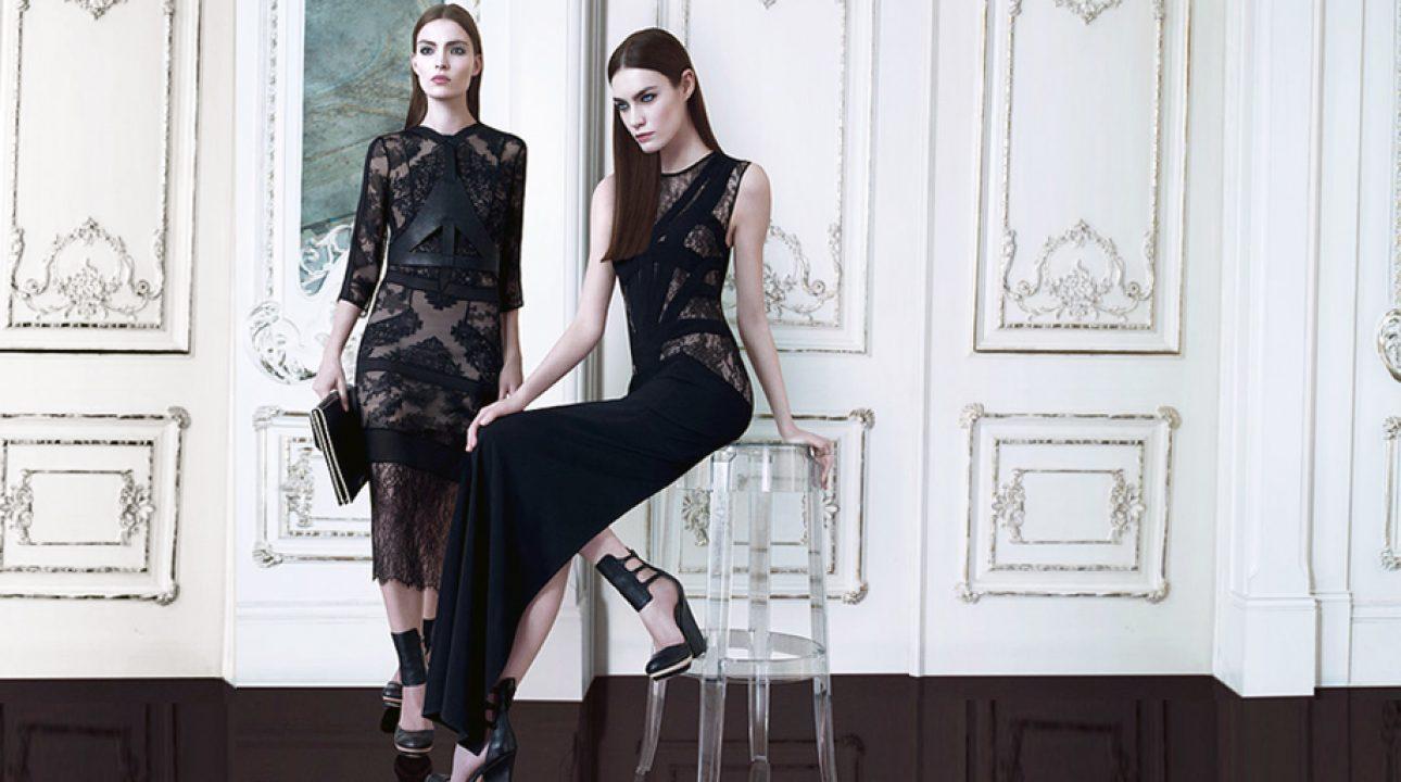 a2990ce3a6f Чистая магия  маленькое чёрное платье - Rent A Brand — прокат ...