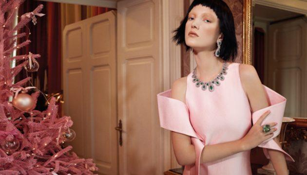 В цветах года: платья для новогодней ночи