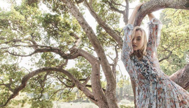 Блеск и перья: платья с самым актуальным декором весны