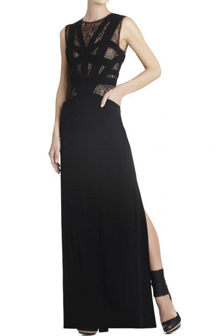 42ed0f632c2 Черное вечернее платье Gia - прокат и аренда в Киеве от Rent A Brand