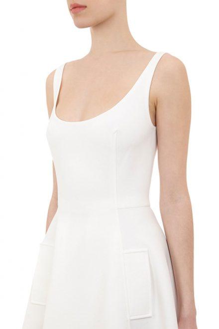 0b9ee835bd8 Белое коктейльное платье - прокат и аренда в Киеве от Rent A Brand