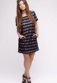 Кружевное платье Lucienne