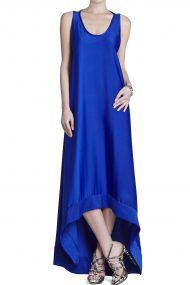 Асимметричное платье Gia