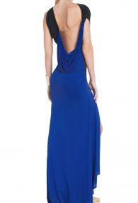 Асимметричное платье Carine