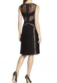 Плиссированное платье Raya