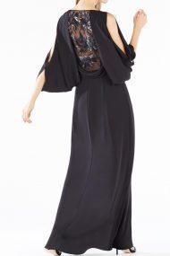 Сукня з аплікацією на спині Rayna