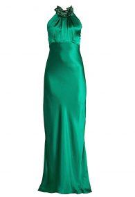 Вечернее платье Michelle в изумрудном оттенке