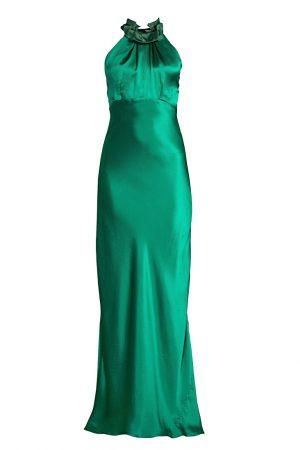 Вечірня сукня Michelle в смарагдовому відтінку