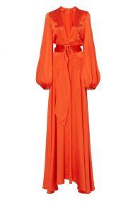 Шёлковое платье Modesta