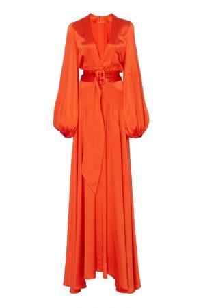 Шовкова сукня Modesta