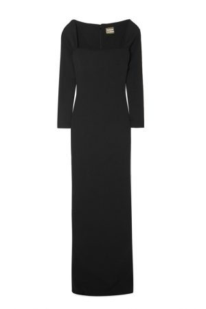 Елегантна чорна сукня Lolita