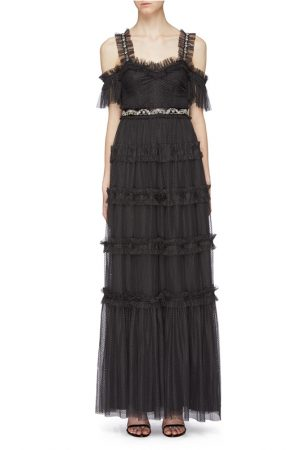 Чорна сукня Helena