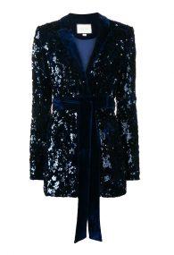 Мерехтлива сукня-комбінезон Pamina