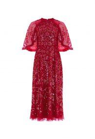 Платье с пайетками Ballerina