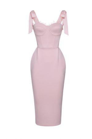Рожева сукня Felice